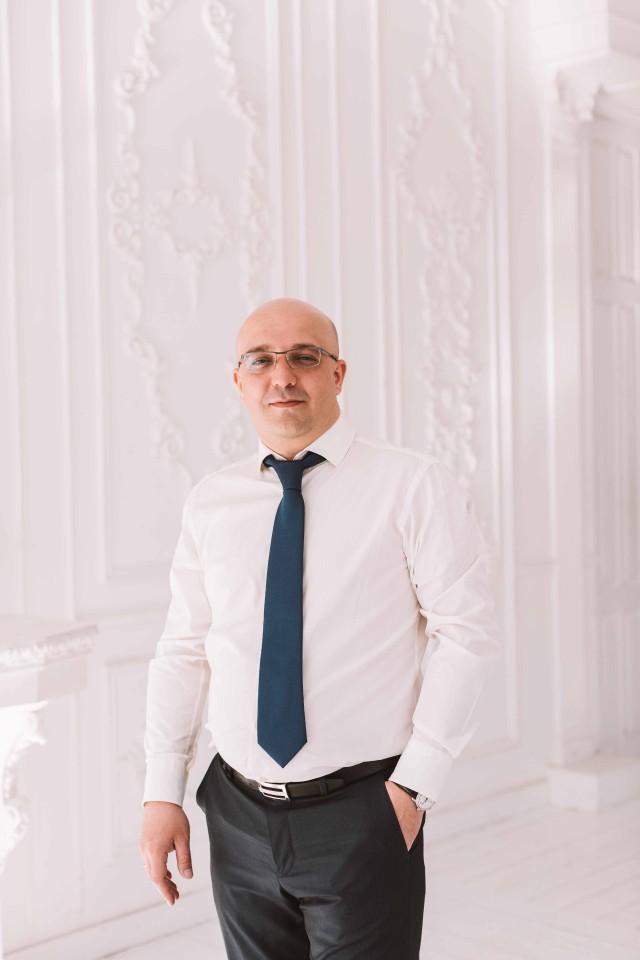 Георгий Киртбая - Председатель Правления Потребительского Общества Национального Развития