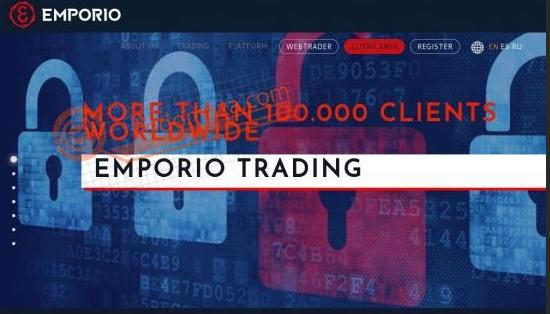 хедж-фонд Emporio Trading
