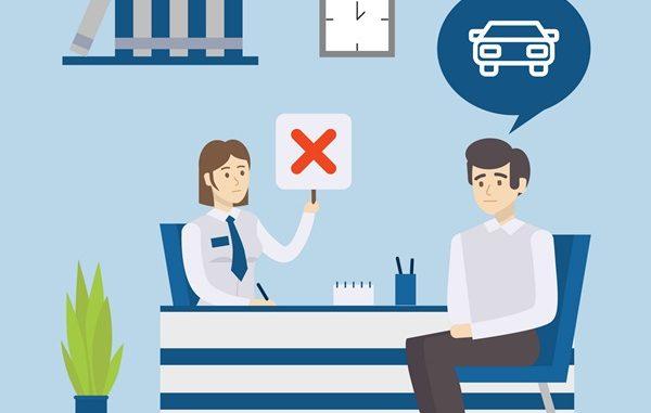 Основные причины в выдаче кредита