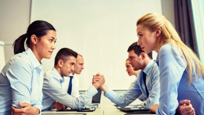 Коллеги или конкуренты как узнать