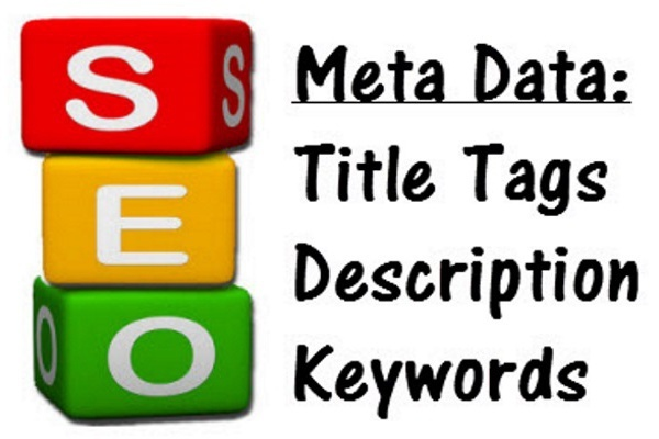 Title, Description and Keywords