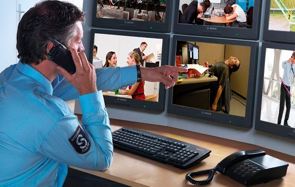 Средства контроля за персоналом