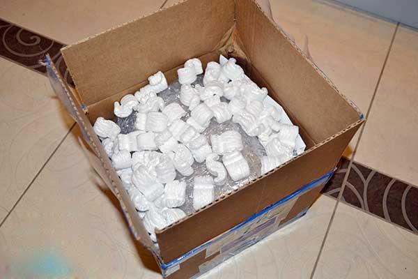 Упаковки для посылки