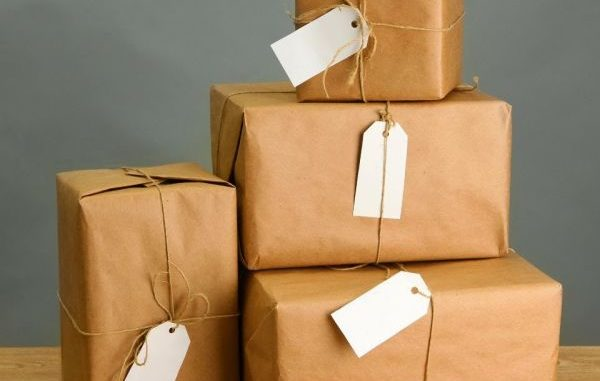 Упаковки для посылок