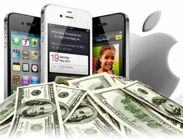 Учитывая, что количество продаж популярных программ для iOS и Android исчисляется сотнями тысяч, есть шанс получить очень приличную прибыль
