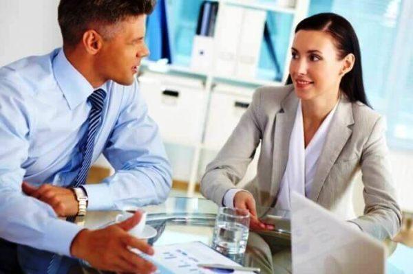 Бизнесмен или бизнесвумен