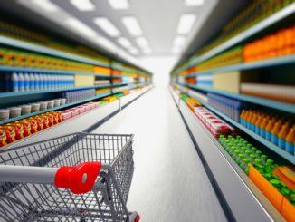 Маркетинговые приемы в супермаркете