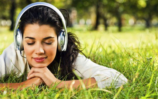 Хорошая музыка дает вдохновение