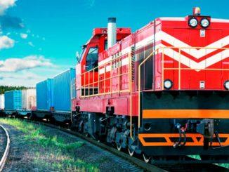 Транспортировка любых грузов по железной дороге
