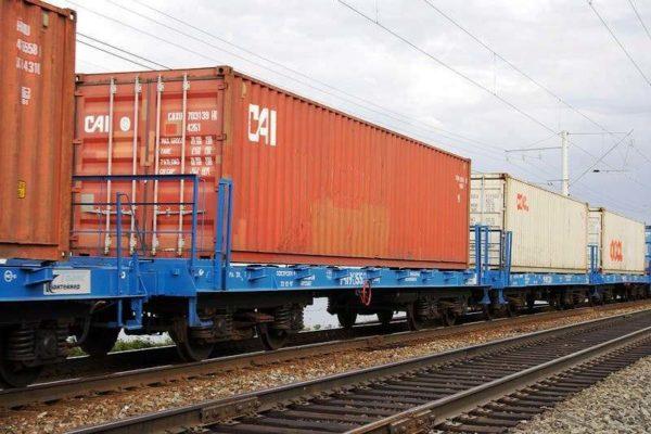 Транспортировка грузов по железной дороге