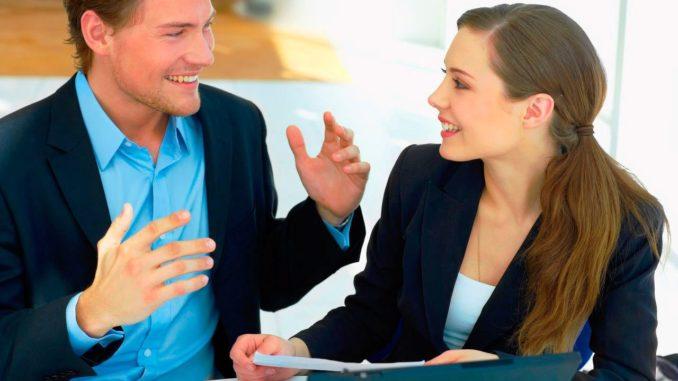 Невербальое общение на собеседовании