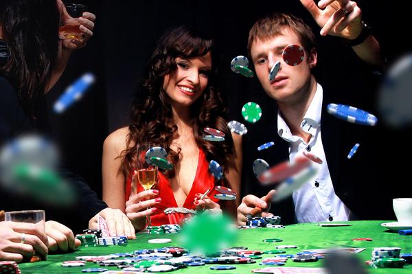блеф в покере