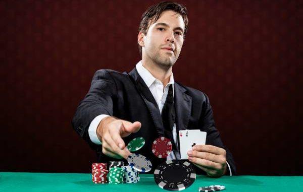 Позиция за покерным столом