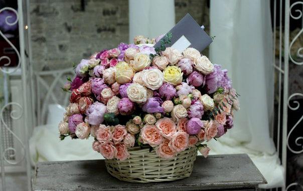 Преимущества заказа цветов через интернет