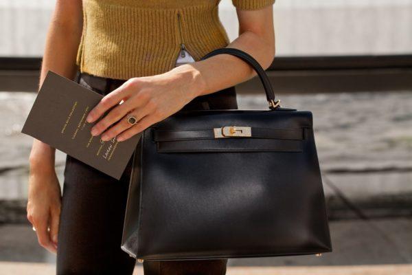 Выбор сумки для деловой женщины