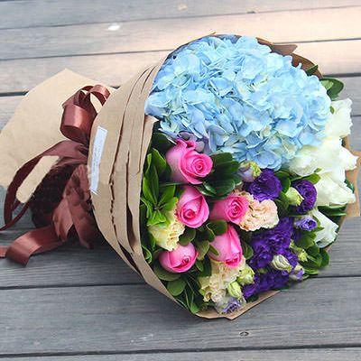 Преимущества заказа цветов с доставкой через интернет