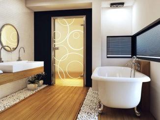 Двери для ванной