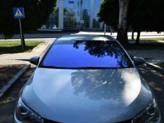 Атермальная тонировка стёкол в автомобиле